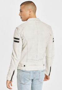 Gipsy - GBREMMY LACAV - Leren jas - white - 2
