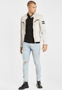 Gipsy - GBREMMY LACAV - Leren jas - white - 1