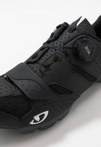 Giro - CYLINDER - Fahrradschuh - black - 5
