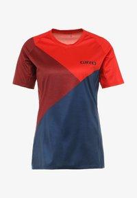 Giro - ROUST - T-Shirt print - red shadow - 3