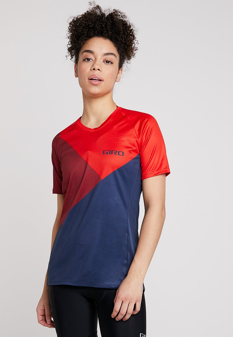 Giro - ROUST - T-Shirt print - red shadow