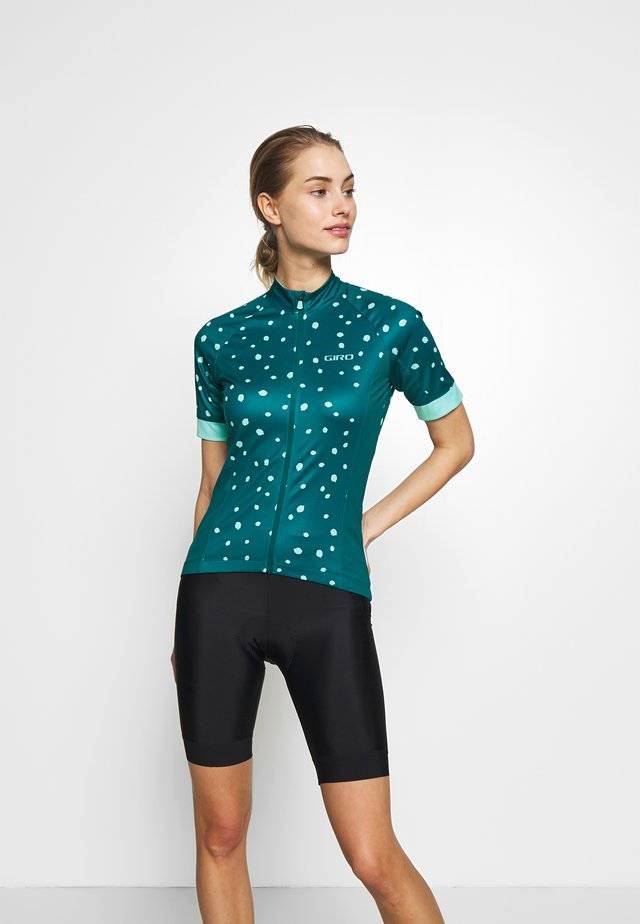 CHRONO SPORT - T-shirt med print - true spruce blossom
