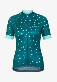 Giro - CHRONO SPORT - Print T-shirt - true spruce blossom - 4