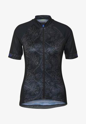 CHRONO SPORT - T-Shirt print - black
