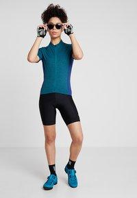 Giro - NEW ROAD - T-Shirt print - teal heather - 1