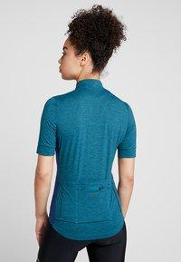 Giro - NEW ROAD - T-Shirt print - teal heather - 2