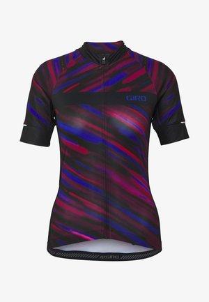 CHRONO EXPERT - T-shirt med print - black blur