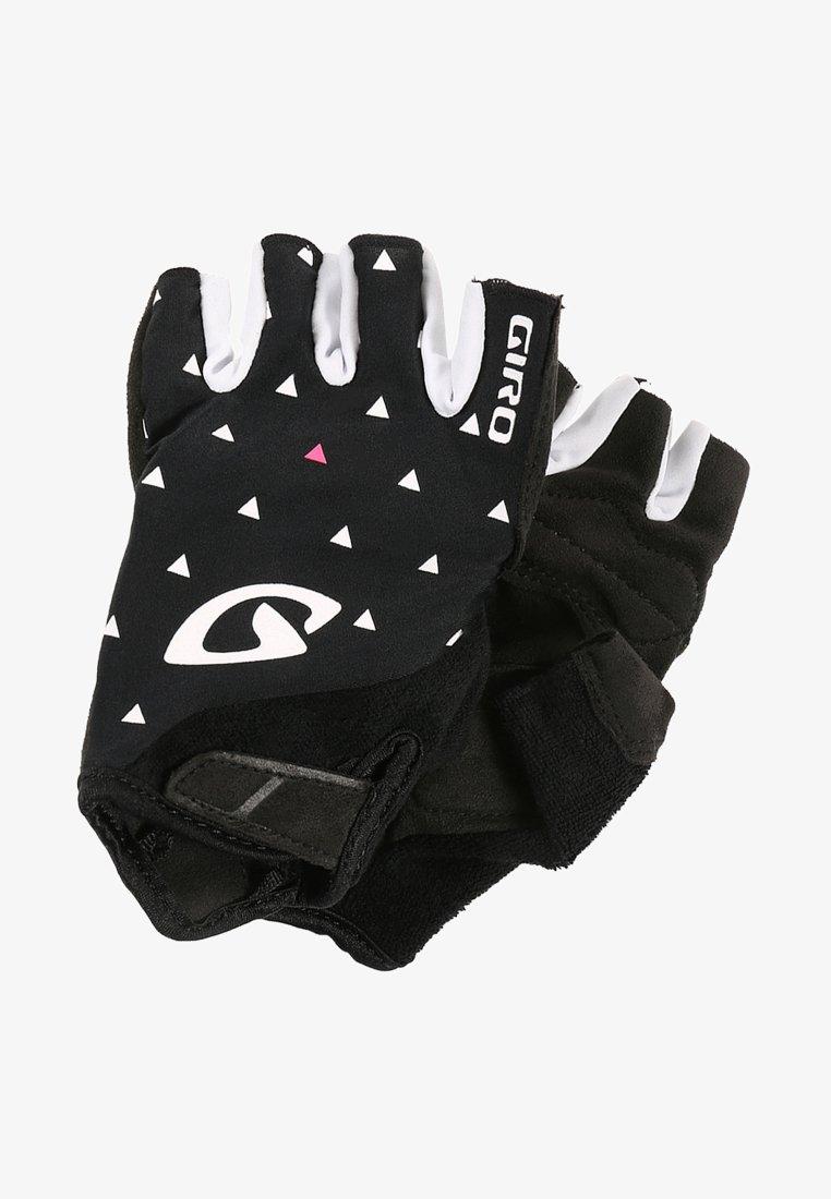 Giro - JAGETTE - Kurzfingerhandschuh - black sharktooth