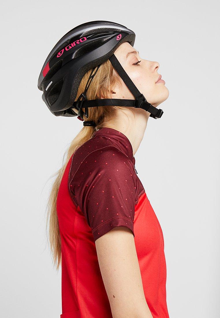 Giro - SAGA - Helm - mat black pink