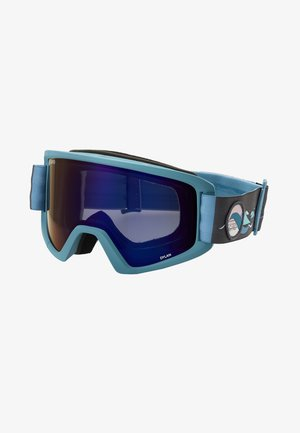 DYLAN - Masque de ski - grey/blue