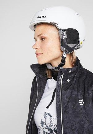 TERRA MIPS - Helmet - matte white