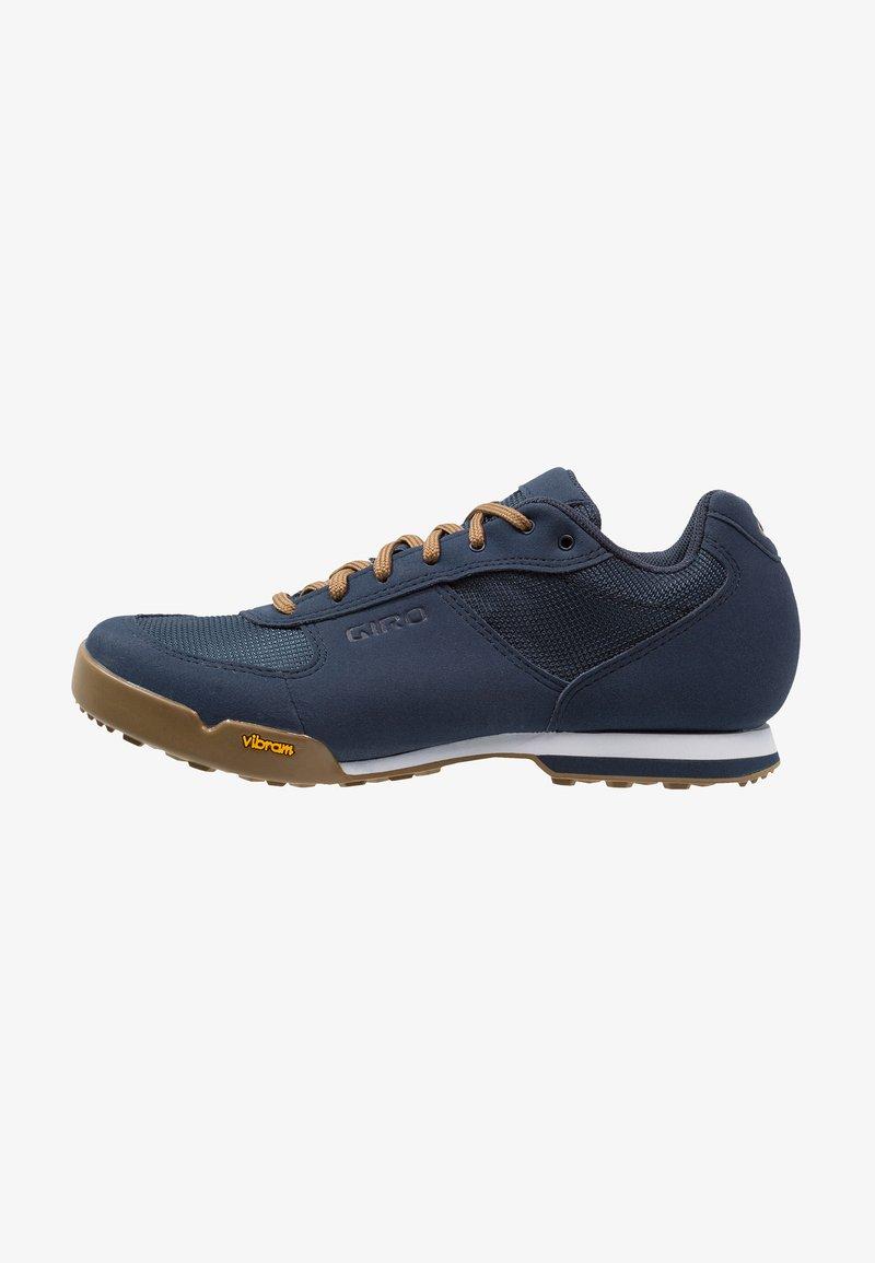 Giro - RUMBLE - Cycling shoes - dress blue