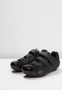 Giro - TECHNE - Pyöräilykengät - black - 2