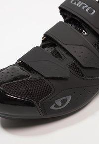 Giro - TECHNE - Pyöräilykengät - black - 5