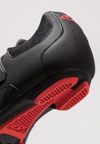 Giro - REV - Fahrradschuh - black/bright red - 5