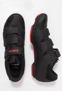Giro - REV - Fahrradschuh - black/bright red - 1