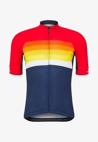 Giro - CHRONO EXPERT - T-Shirt print - bright red horizon - 4