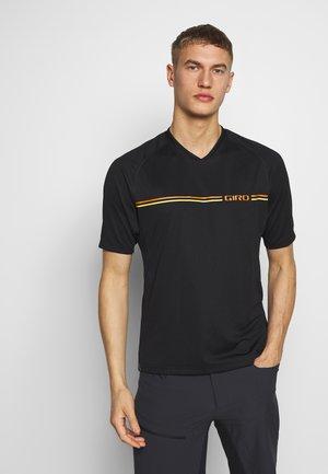 GIRO - Print T-shirt - black reaceline