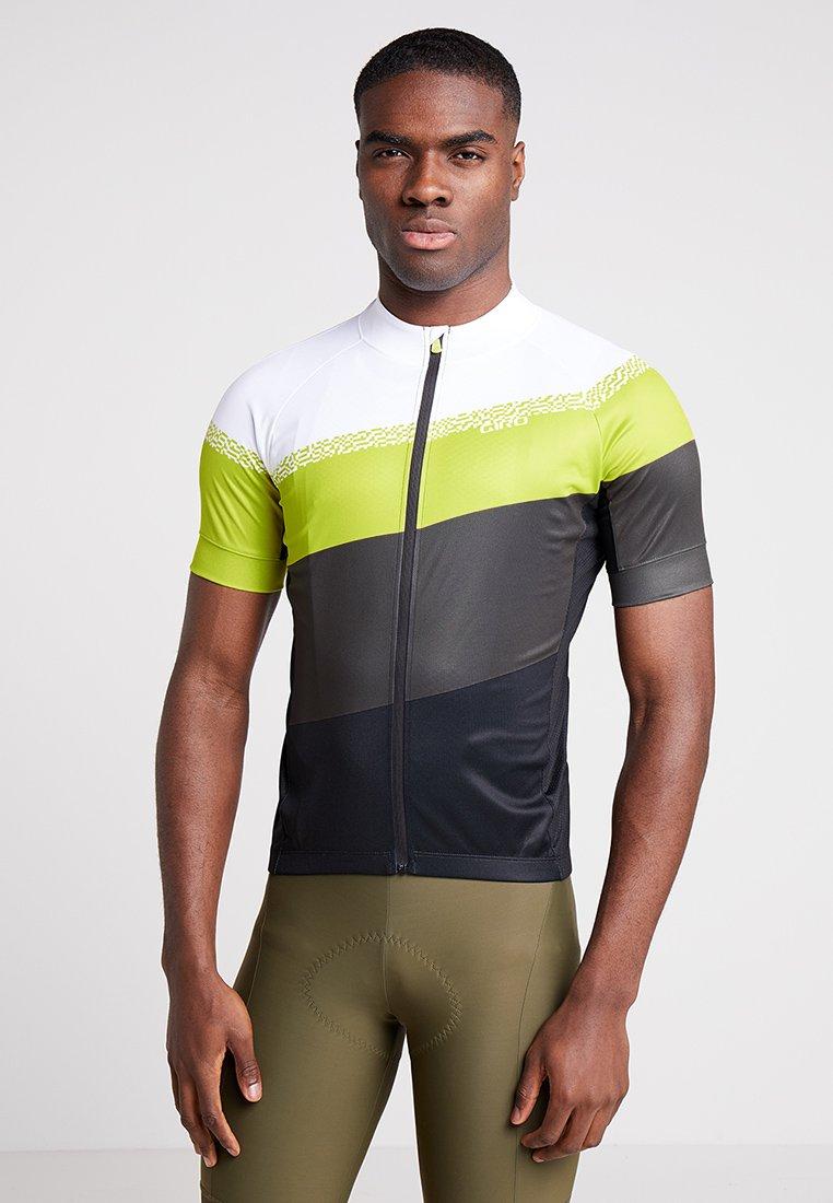 Giro - GIRO CHRONO SPORT - T-Shirt print - citron green terrace