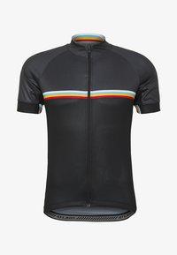 Giro - GIRO CHRONO SPORT - Print T-shirt - black classic - 4