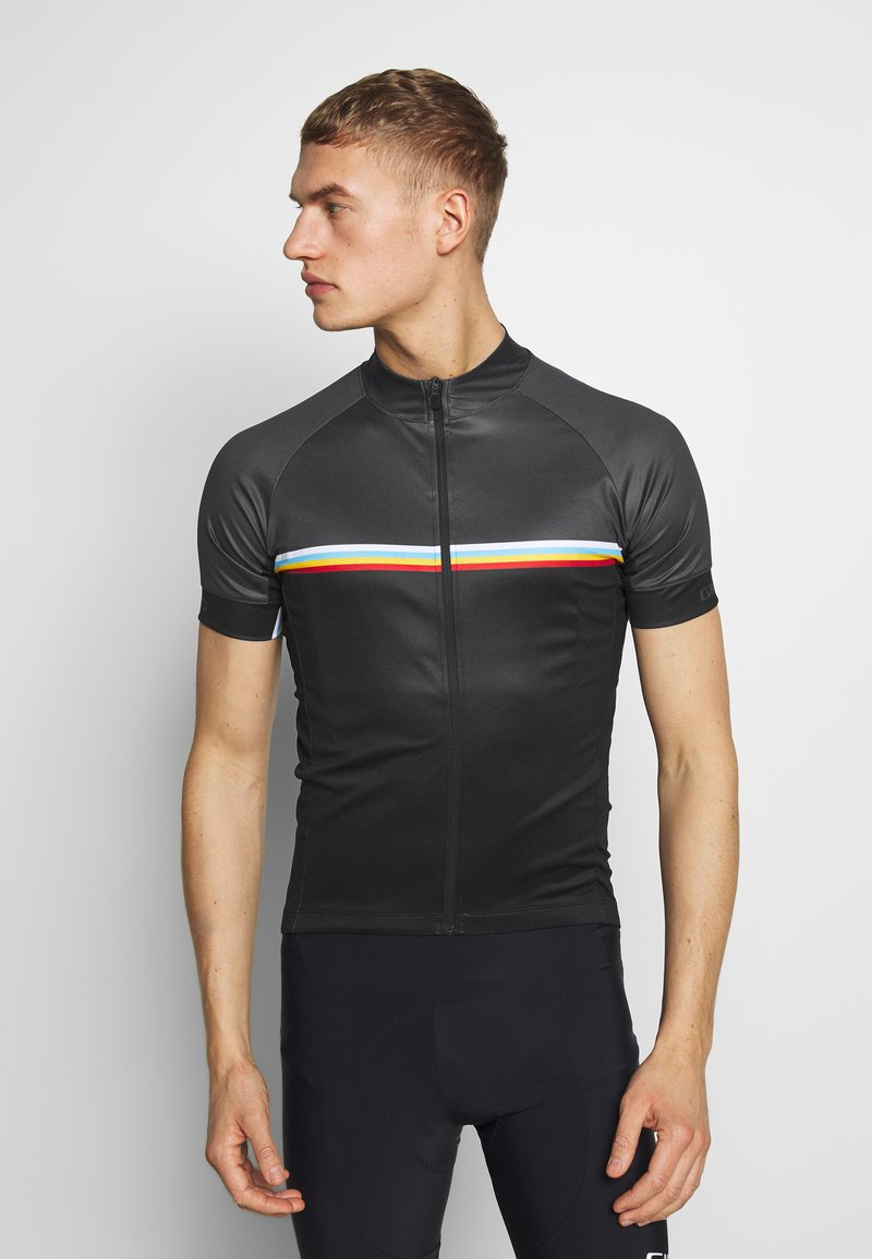 Giro - GIRO CHRONO SPORT - Print T-shirt - black classic