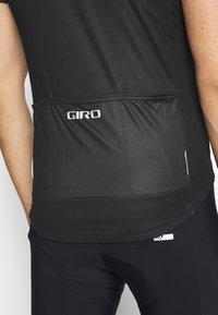 Giro - GIRO CHRONO SPORT - Print T-shirt - black classic - 5
