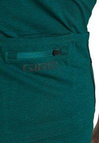 Giro - NEW ROAD  - T-Shirt print - true spruce heather - 5