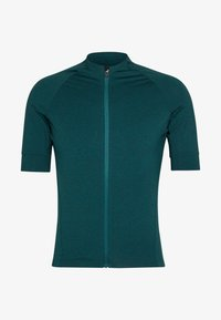 Giro - NEW ROAD  - T-Shirt print - true spruce heather - 4