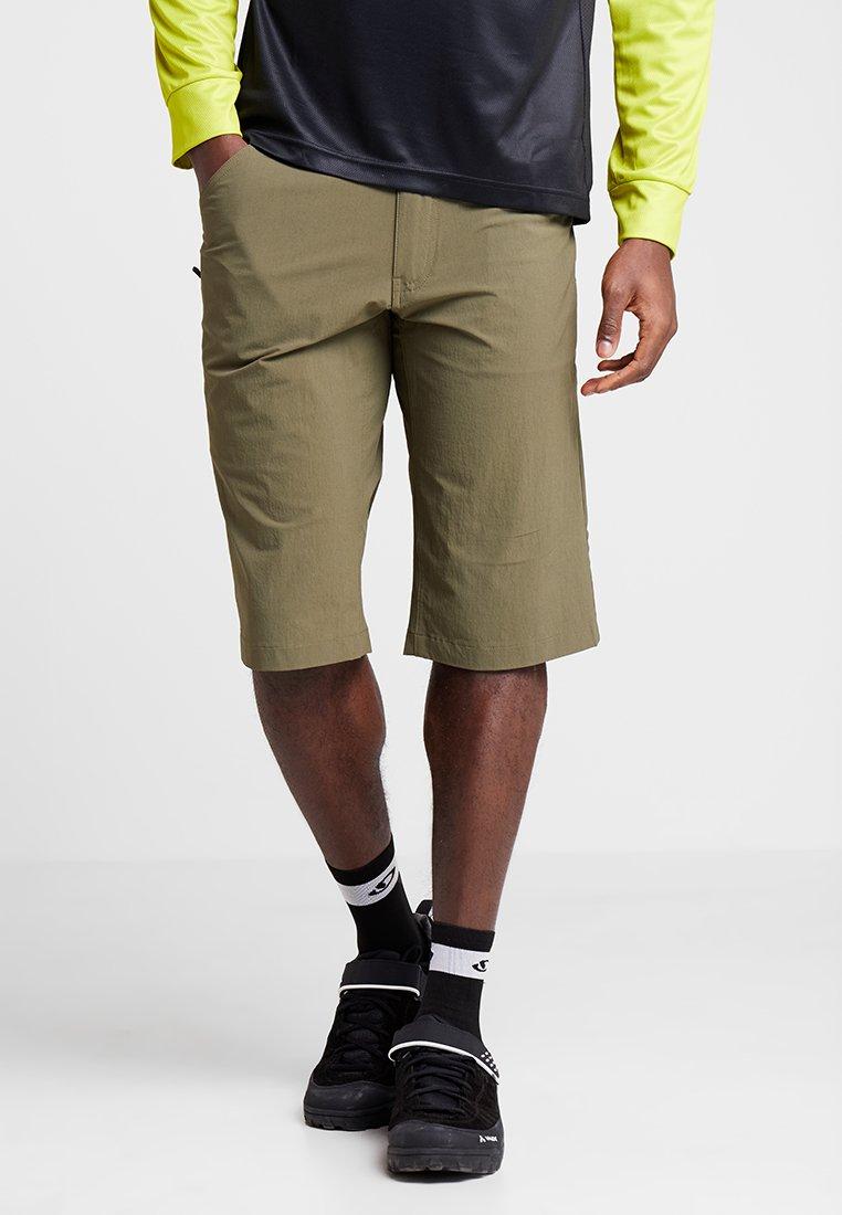 Giro - TRUANT SHORT - Outdoor Shorts - olive