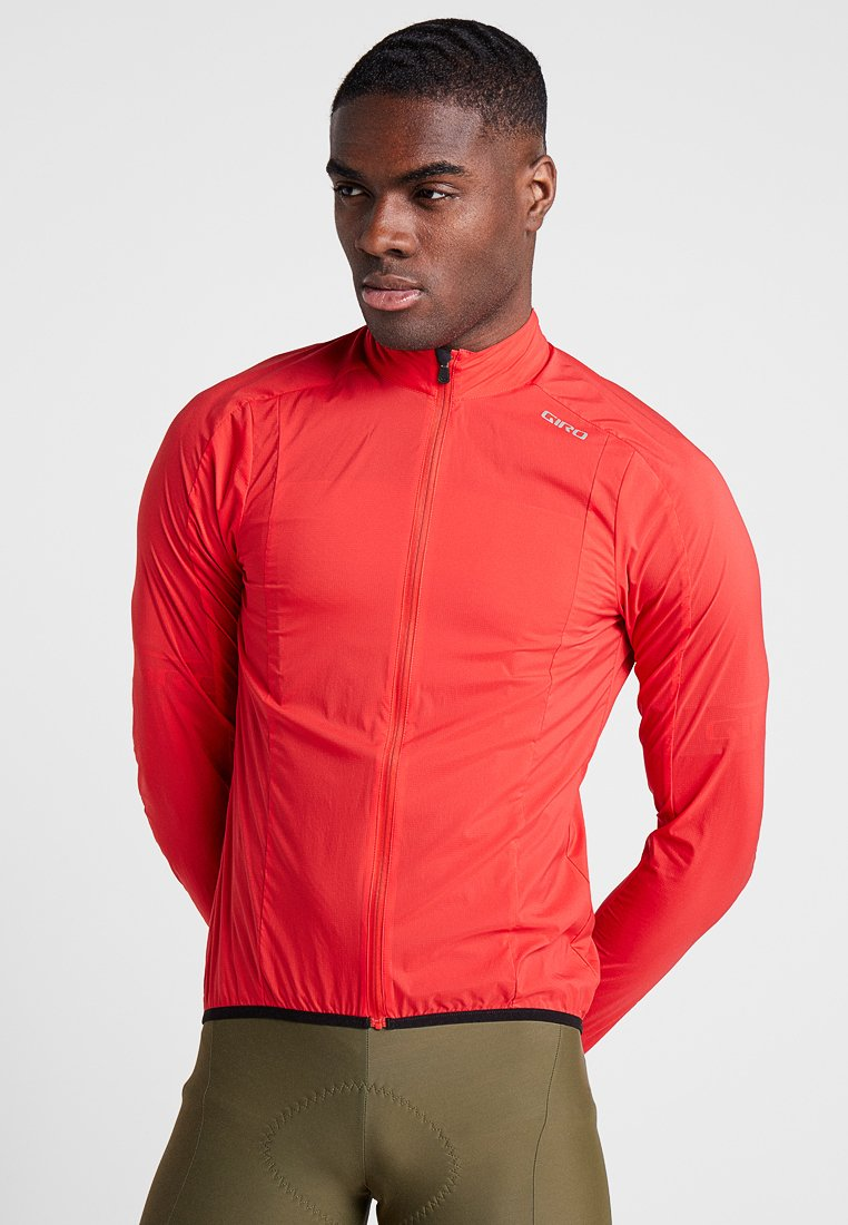 Giro - CHRONO EXPERT JACKET - Větrovka - red