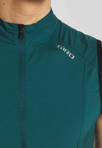 Giro - GIRO CHRONO EXPERT WIND VEST - Waistcoat - true spruce - 4