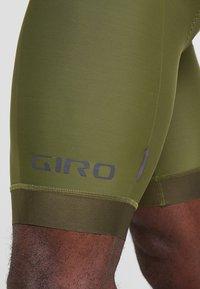 Giro - CHRONO SPORT BIB SHORT - Tights - olive - 6