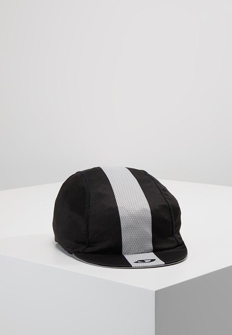 Giro - PELOTON - Lippalakki - black/white/gray