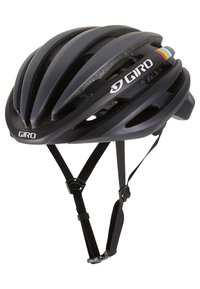 Giro - CINDER MIPS - Helm - matte gunmetal classic stripes - 0