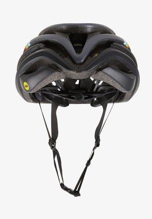 CINDER MIPS - Helmet - matte gunmetal classic stripes