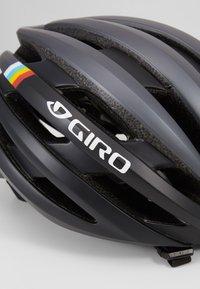 Giro - CINDER MIPS - Helm - matte gunmetal classic stripes - 2