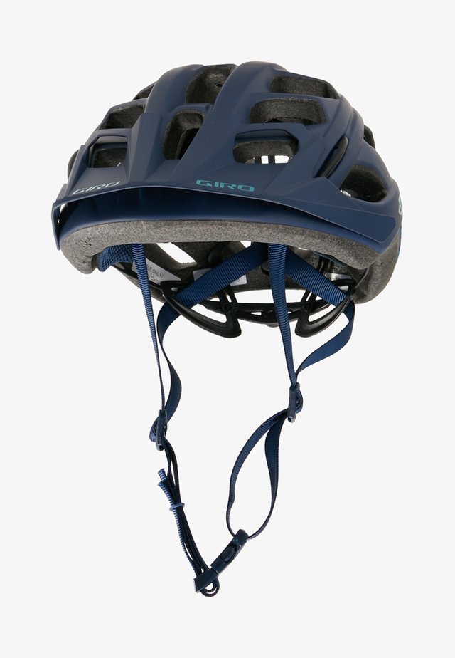 HEX - Helm - mat midnight/faded teal
