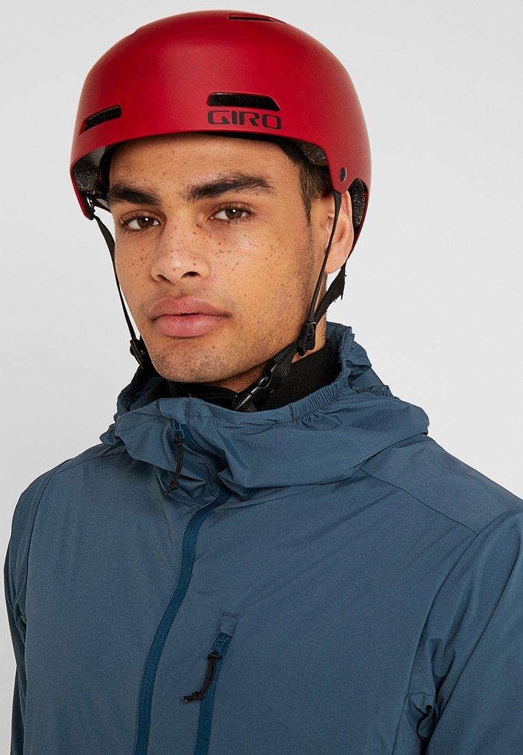 Giro - QUARTER  - Helm - mat dark red