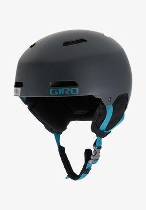 LEDGE MIPS - Helmet - matte charcoal