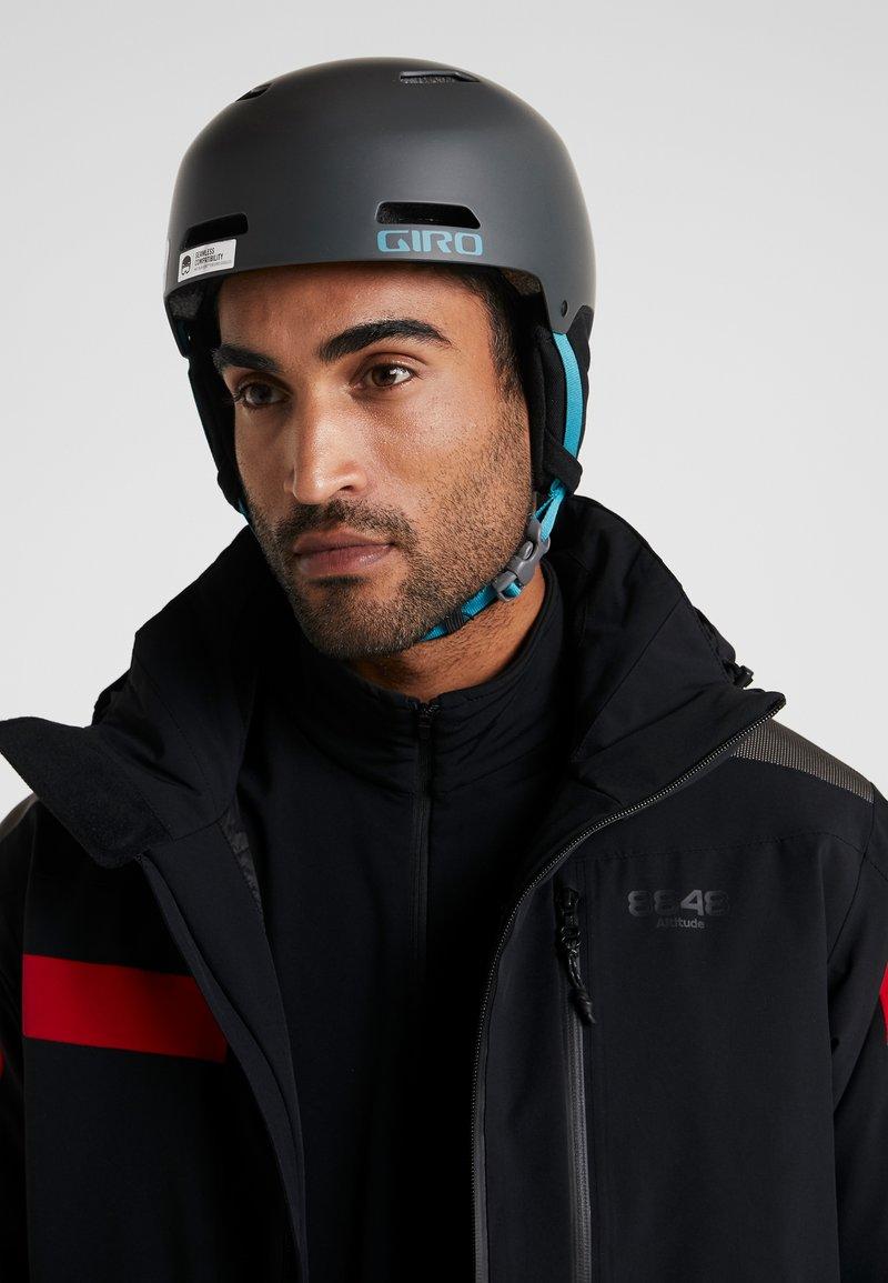 Giro - LEDGE MIPS - Helmet - matte charcoal