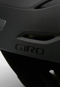 Giro - RATIO - Helma - matte black - 6