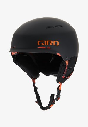 TRIG MIPS - Helmet - matte black lava