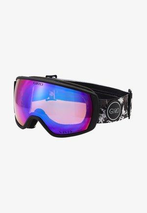 FACET - Skidglasögon - black/purple