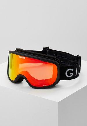 ROAM - Lyžařské brýle - black core