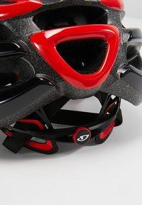 Giro - FORAY - Helm - bright red/black - 5