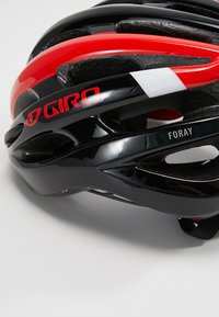 Giro - FORAY - Helm - bright red/black - 6
