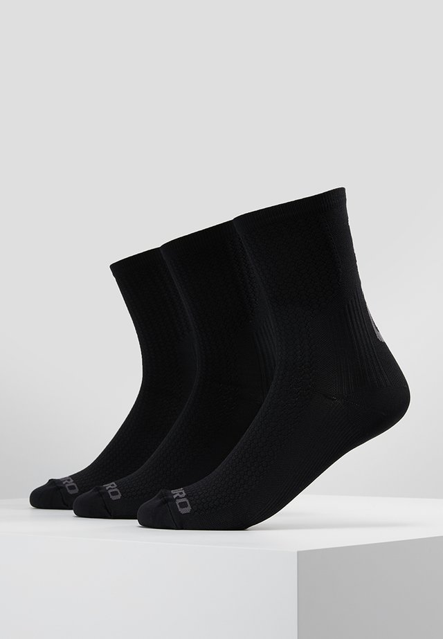 TEAM 3 PACK - Sportsocken - black/dark shadow