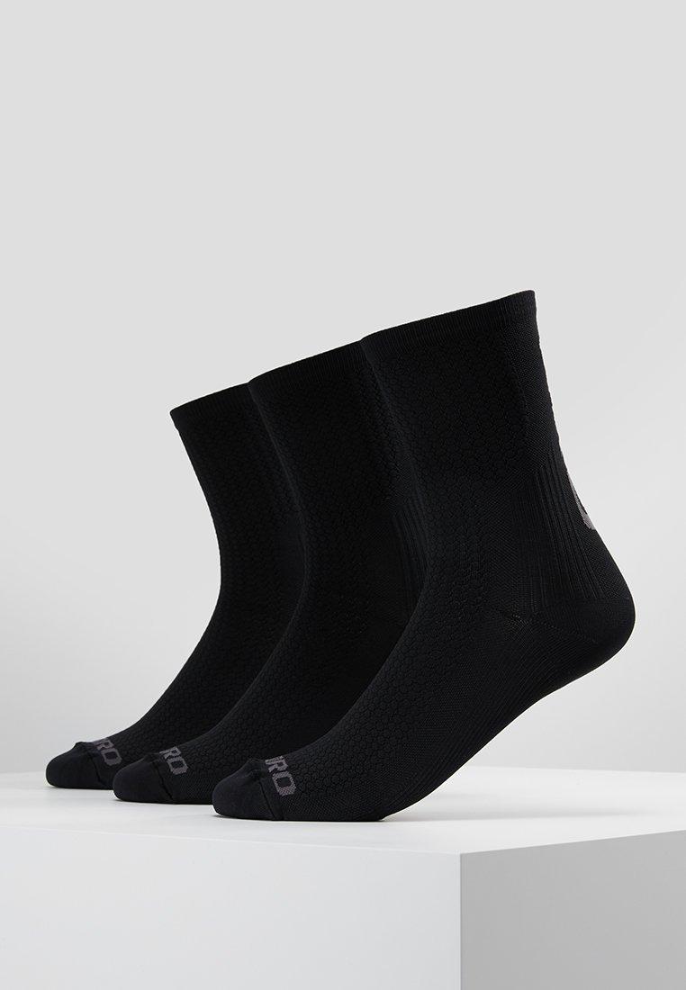 Giro - TEAM 3 PACK - Calcetines de deporte - black/dark shadow