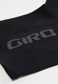 Giro - TEAM 3 PACK - Calcetines de deporte - black/dark shadow - 2