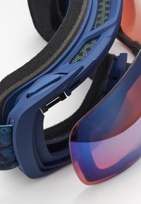 Giro - CONTACT PROTECT OUR WINTER - Ski goggles - black/blue - 3